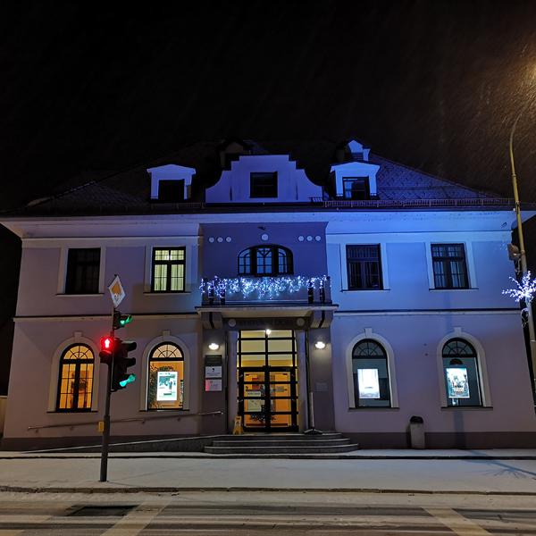 Kino Kulturni dom Slovenj Gradec